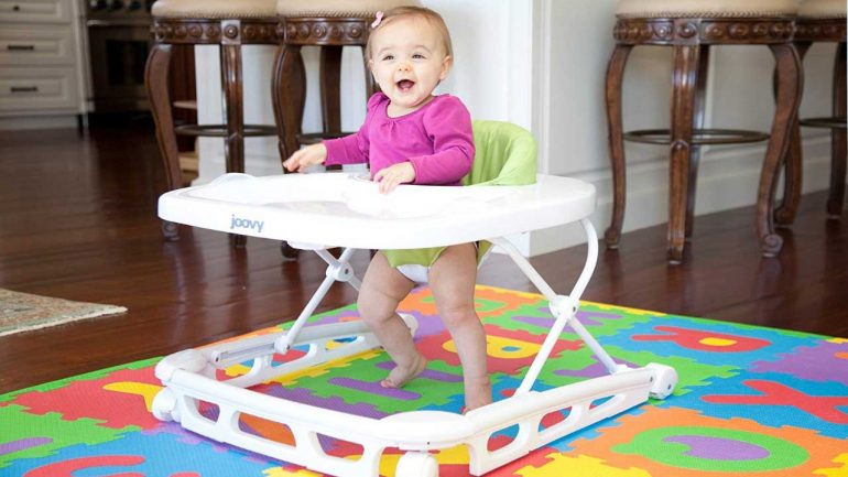 A Buyer's Guide to Baby Walkers